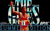 The Games: Summer Edition Atari ST The title screen