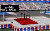 The Games: Summer Edition Atari ST Uneven Parallel Bars