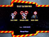 Snowy: Space Trip Windows Difficulty Select