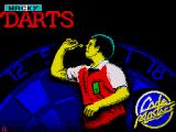 Wacky Darts ZX Spectrum Loading screen