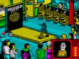 Wacky Darts ZX Spectrum When you opponent takes his turn the view switches