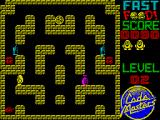 Fast Food ZX Spectrum Level 2 is more of the same