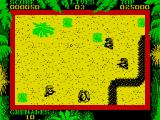 SAS Combat Simulator ZX Spectrum Starting off on your mission