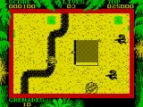 SAS Combat Simulator ZX Spectrum The codemasters logo is actually a power up which can give you grenades among other things