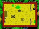 SAS Combat Simulator ZX Spectrum One power up is the jeep which makes you virtually indestructible