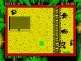SAS Combat Simulator ZX Spectrum When you near the end the view is switched to vertical