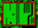 SAS Combat Simulator ZX Spectrum These machine gunners inside the huts are invincible