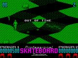 Pro Skateboard Simulator ZX Spectrum If you don't collect all the flags within the time limit its game over