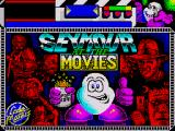 Seymour Goes to Hollywood ZX Spectrum The second loading screen
