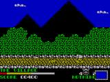 Spike in Transilvania ZX Spectrum Avoid the rats on the path