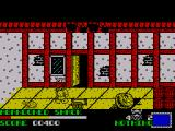 Spike in Transilvania ZX Spectrum Collect the chicken to replenish your health