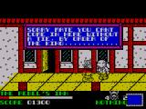 Spike in Transilvania ZX Spectrum You need a tie to get into the bar