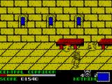 Spike in Transilvania ZX Spectrum These ghosts will swoop down on you quite quickly