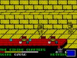 Spike in Transilvania ZX Spectrum Avoid the patrolling guard