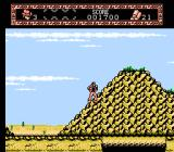 The Young Indiana Jones Chronicles NES Watch out for quicksand in the desert.
