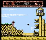 The Young Indiana Jones Chronicles NES First stage boss