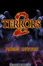 Terrors 2 WonderSwan Color Terrors 2