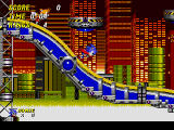 Sonic the Hedgehog 2 Genesis Chemical Plant