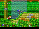 Sonic the Hedgehog 2 Genesis Aquatic Ruins