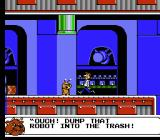 The Jetsons: Cogswell's Caper NES Rescuing an alien oppressed by the rival Cogswell.