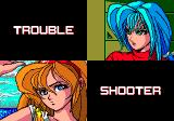 Trouble Shooter Genesis Introduction sequence