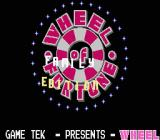 Wheel of Fortune: Family Edition NES Title screen