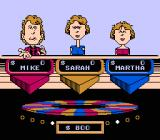 Wheel of Fortune: Featuring Vanna White NES Spin the wheel.