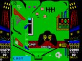 Soccer Pinball ZX Spectrum Another pic that shows when you lose is the manager looking depressed