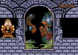 Disney's Beauty and the Beast: Roar of the Beast Genesis Puzzle mini-game