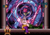 Disney's Beauty and the Beast: Roar of the Beast Genesis Rosebud mini-game