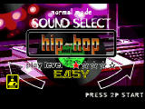 beatmania PlayStation Pick a track to play. More become available the more you play.