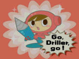 Mr. Driller PlayStation Go, Driller, Go!