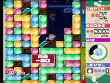 Mr. Driller PlayStation It's best to avoid drilling in the brown blocks. They give you -20% air right away if you break them.