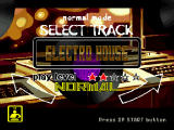 beatmania PlayStation The stars below the song show how difficult the song is.