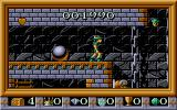 Robin Hood: Legend Quest Atari ST Chased by a ball of metal