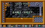 Robin Hood: Legend Quest Atari ST Game Over