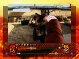 Supreme Warrior 3DO Trying to hit him with a side kick.