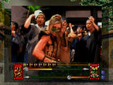 Supreme Warrior 3DO Taunted by Ambrosia after being knocked out by her 3 times! What a shame.