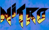Nitro Atari ST The title screen