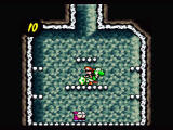 Super Mario World 2: Yoshi's Island SNES Underground level