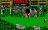Predator Atari ST Insertion at the beginning of level 1