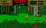 Predator Atari ST Hanging bodies remembers us about the movie