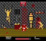 Chiller NES The guillotine and the vice work.