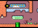 Super Mario World 2: Yoshi's Island SNES Break those ceilings and reach hidden areas, jump on those arrows to reach a high platform