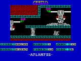 Cerius ZX Spectrum A boss, that can only be reached by backtracking
