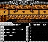 Might and Magic: Book One - Secret of the Inner Sanctum NES Got 50 experience points for that.