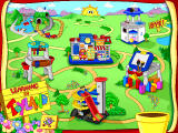 Fisher-Price Learning in Toyland Windows The activity map