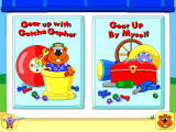 Fisher-Price Learning in Toyland Windows Big Action Garage