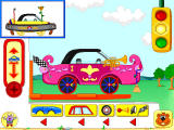 Fisher-Price Learning in Toyland Windows Build a car to spec