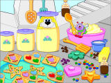 Fisher-Price Learning in Toyland Windows Bake the cookies